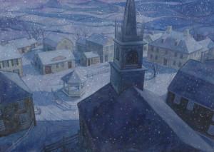 Jonathan Toomey cityscape